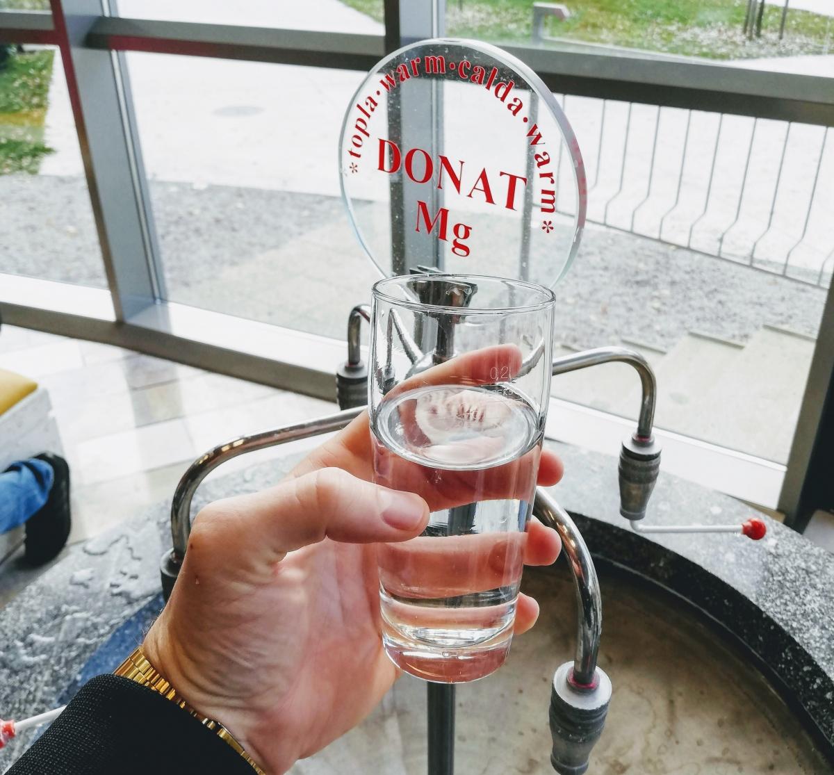Liečebné centrum Rogašska Slatina a zdravá voda