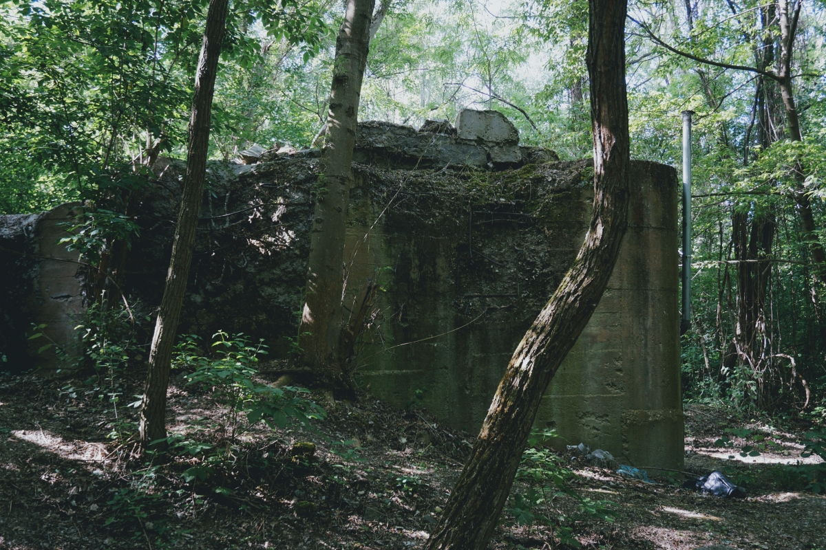 Bunker B-S 14 Duna