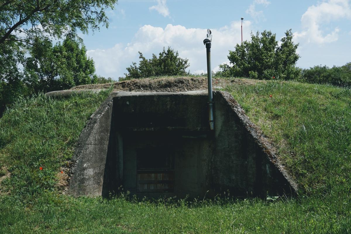 Petržalský bunker B-S Vrba