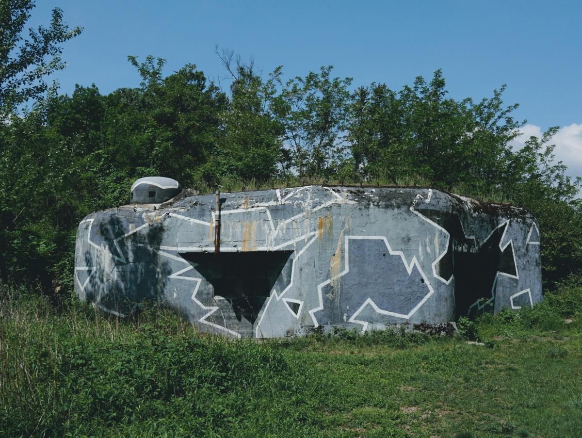 Bunker B-S 2 Mulda