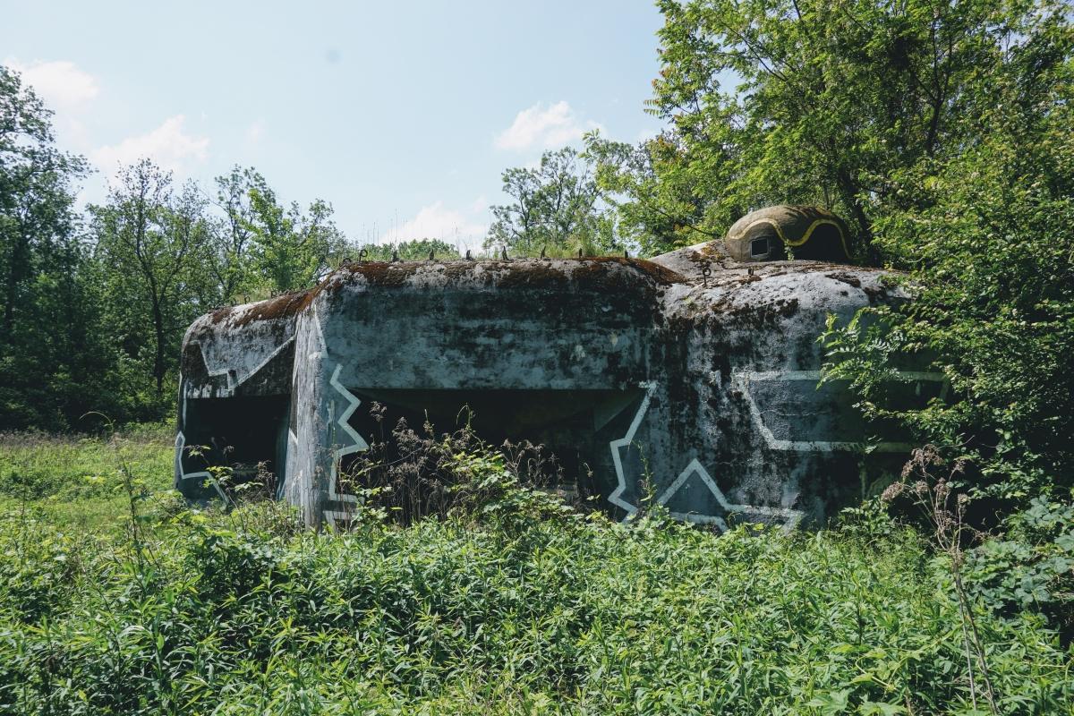 Vojenský bunker v Petržalke, B-S 2 Mulda.
