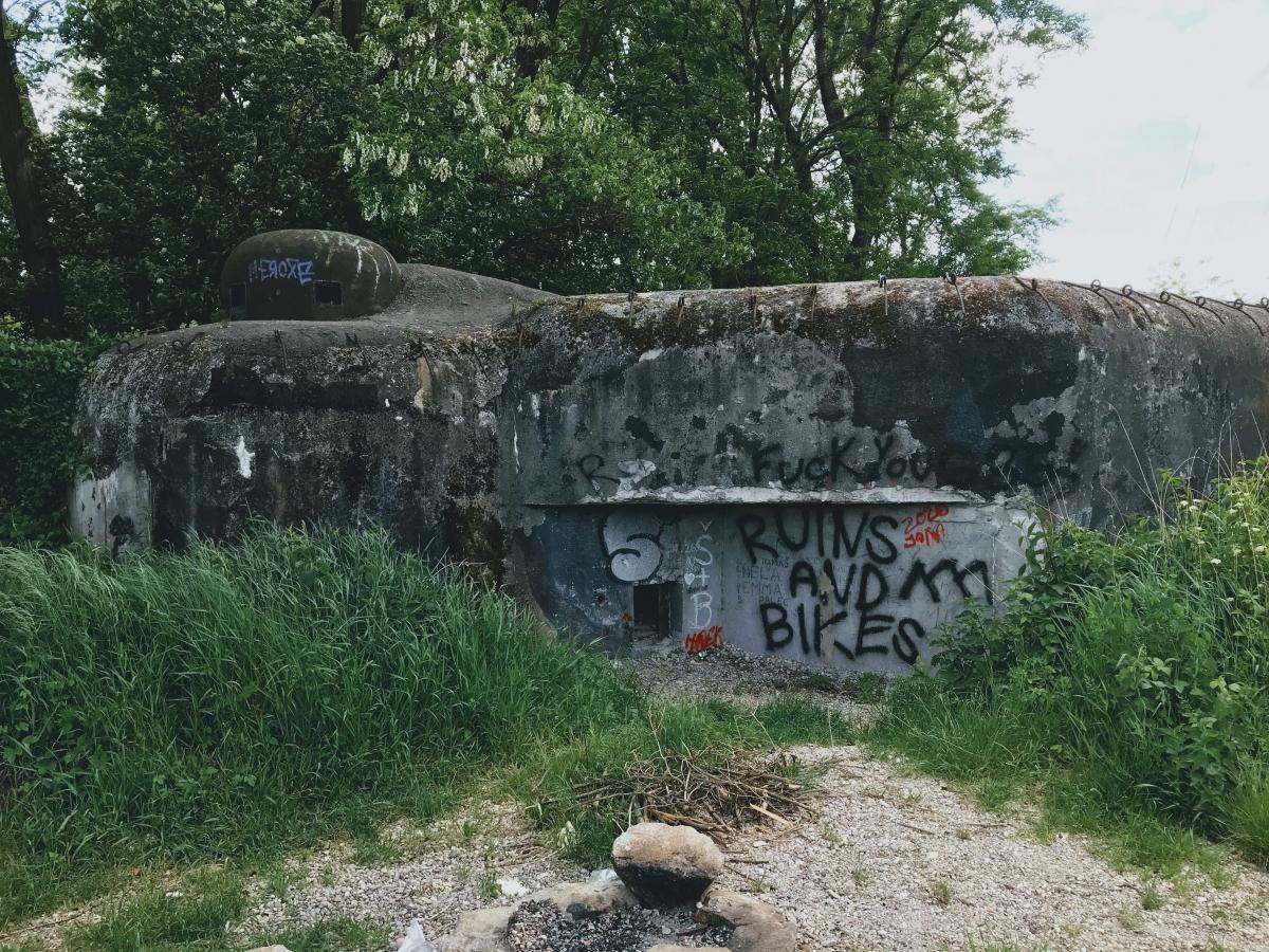 Vojenský bunker B-S 15