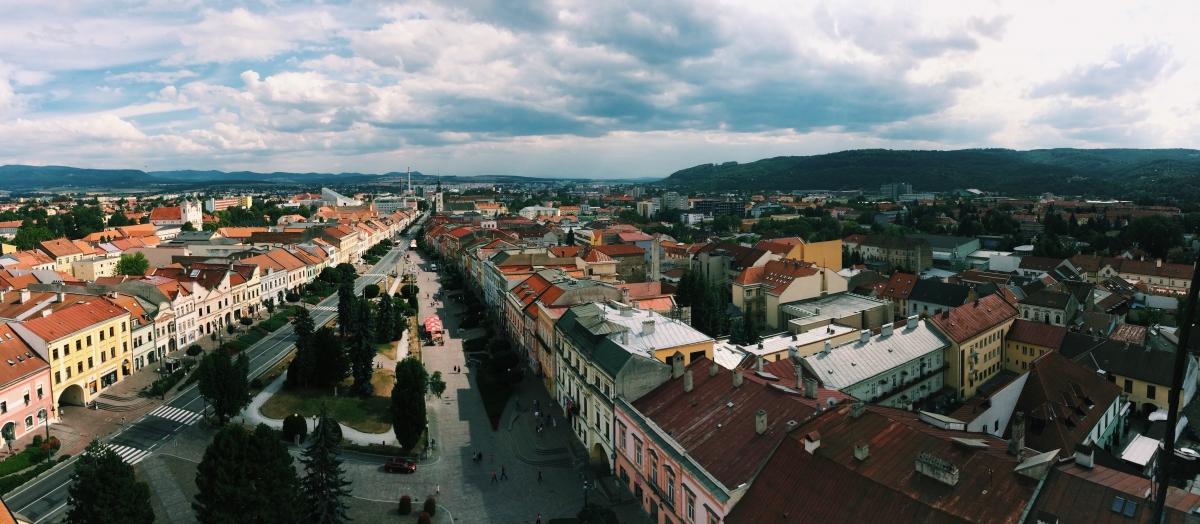 """Čo vidieť v Prešove, tipy na pamiatky a podniky, kde si """"treba vypic"""""""