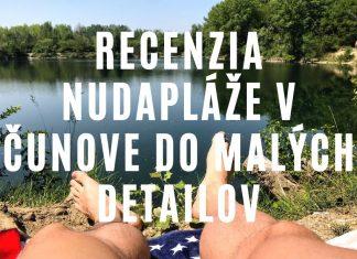 Nudapláž v Čunove & úprimná recenzia podľa Milana Bez Mapy