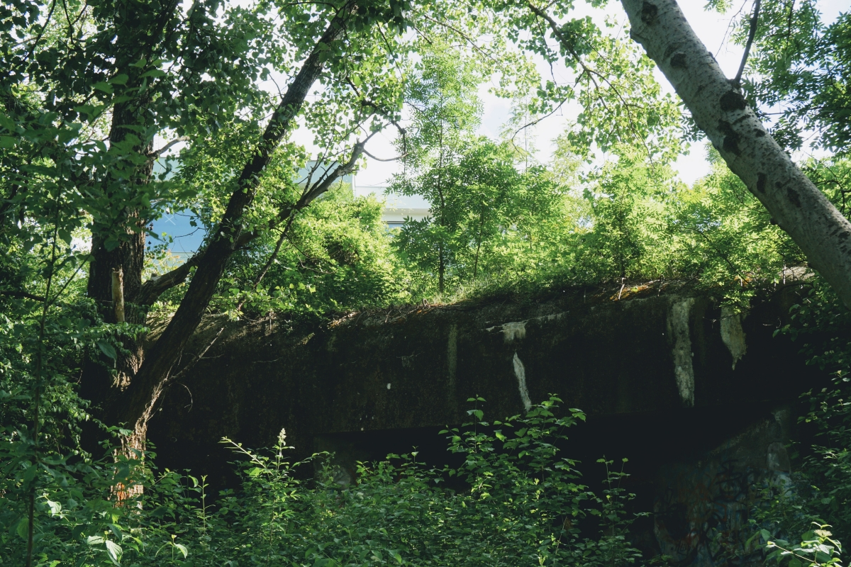 Bunker B-S 13 Stoh