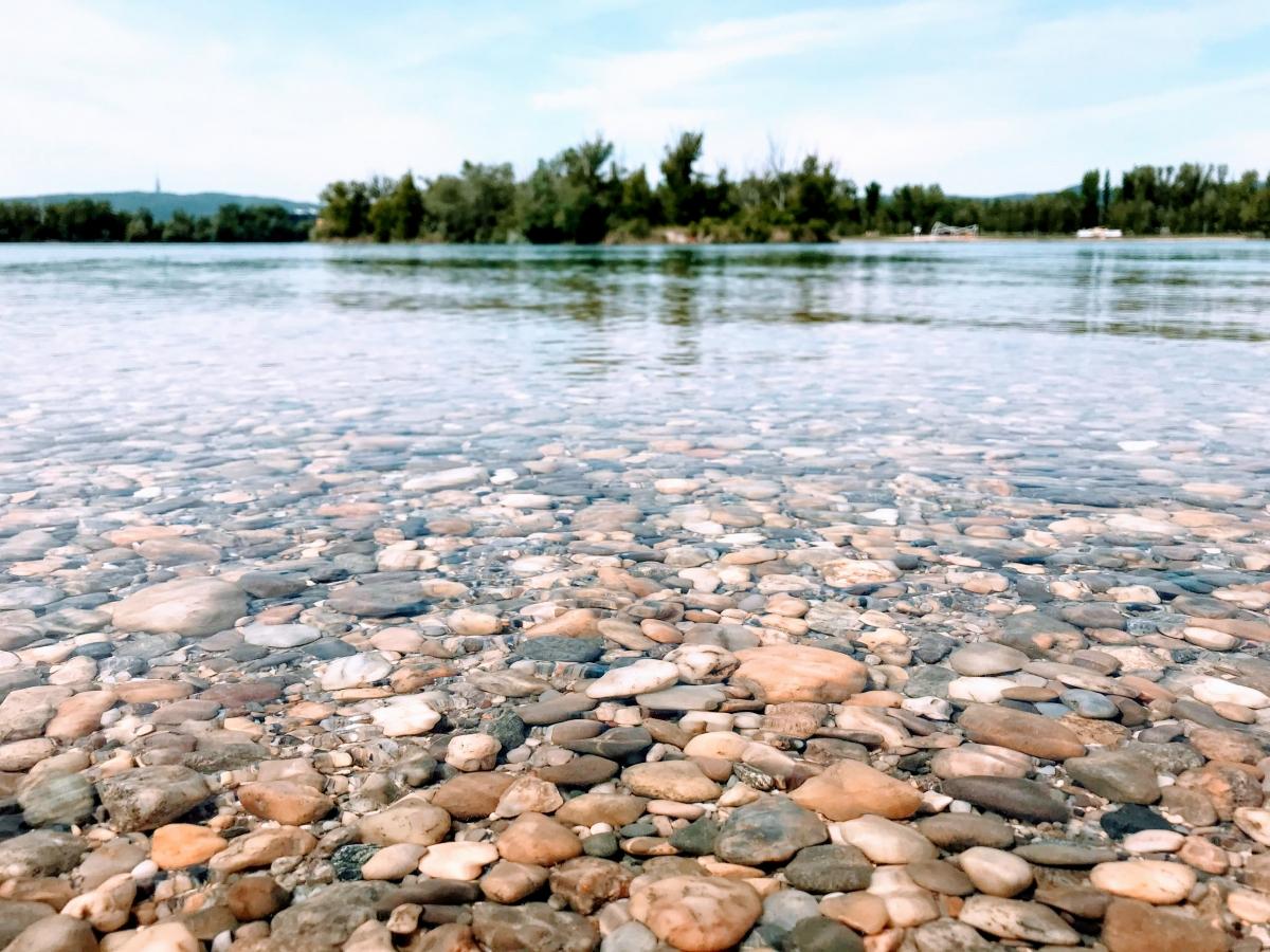 čistota vody Zlaté Piesky nudapláž