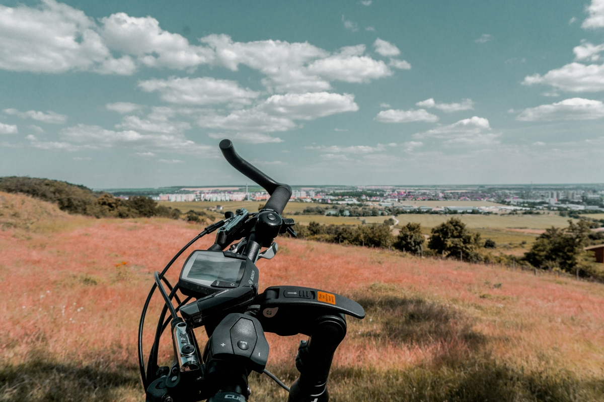 Elektrické bicykle v hoteli Šimák v Pezinku