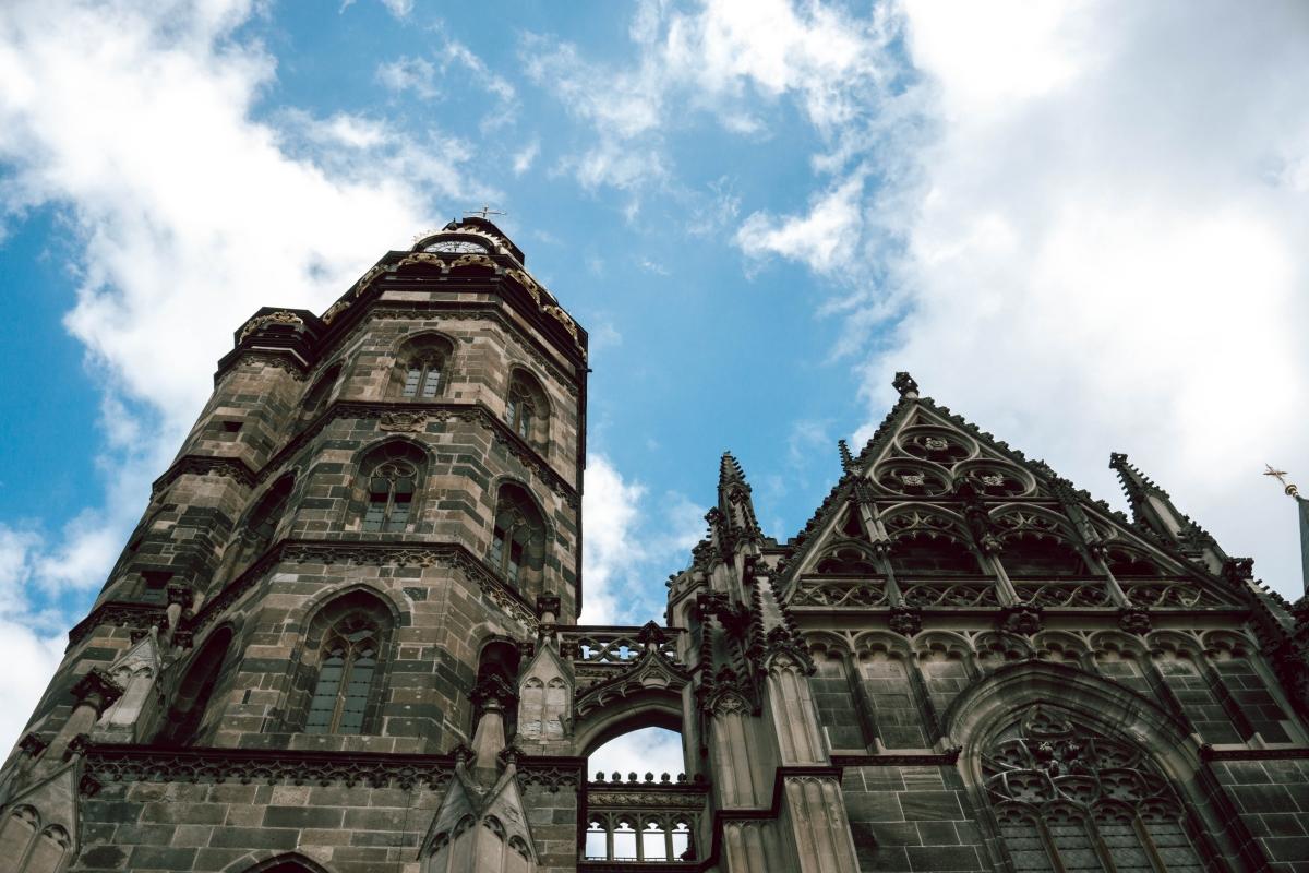 Dóm svätej Alžbety v Košiciach je najväčší kostol na Slovensku