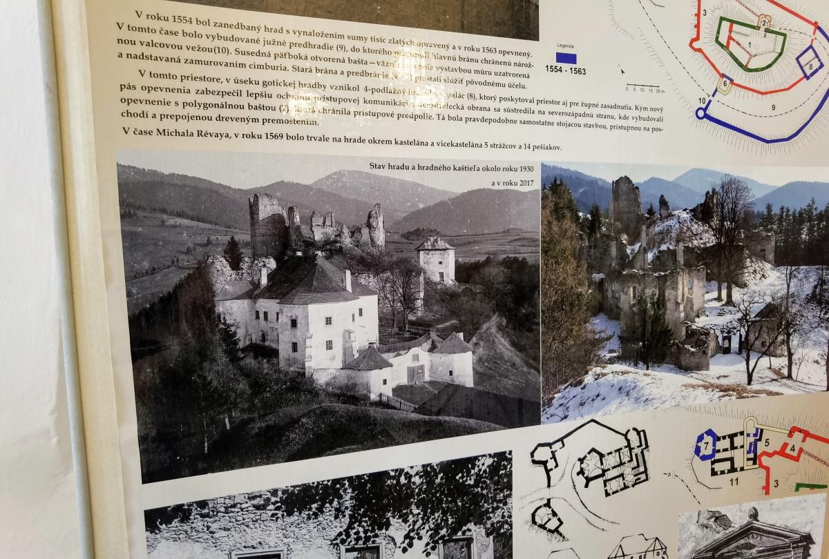 Takto vyzeral hrad v minulosti