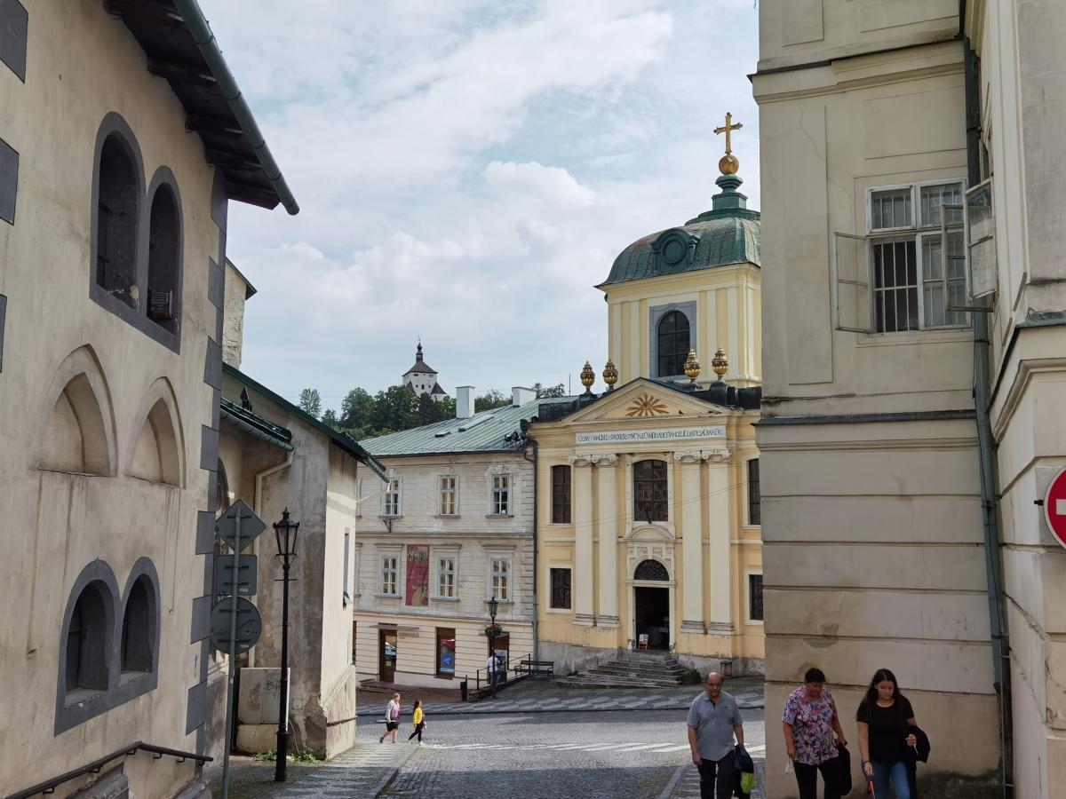Židovská Banská Štiavnica