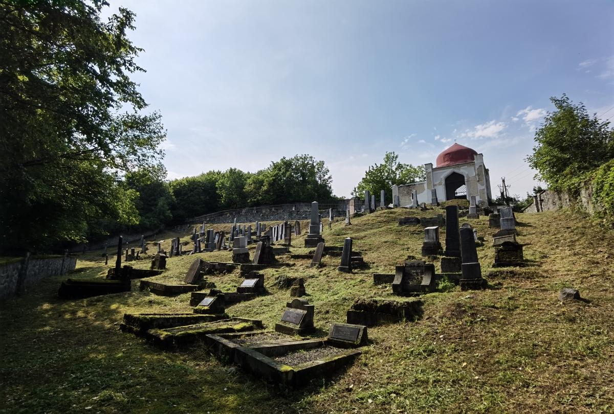 Židovský cintorín v Banskej Štiavnici