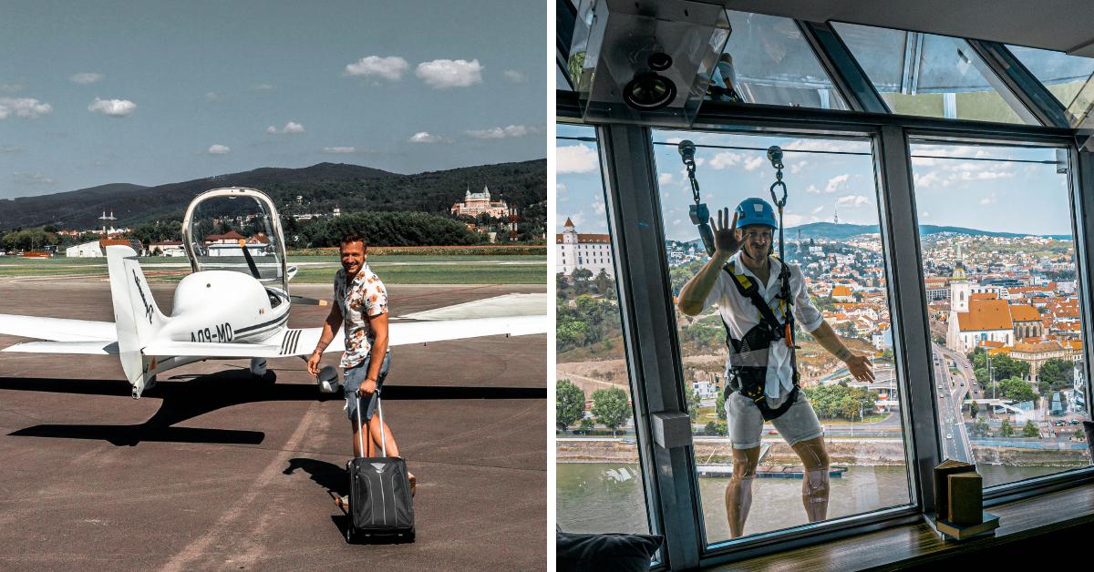 4 tipy na adrenalínové zážitkové darčeky, ktoré som zažil na Slovensku