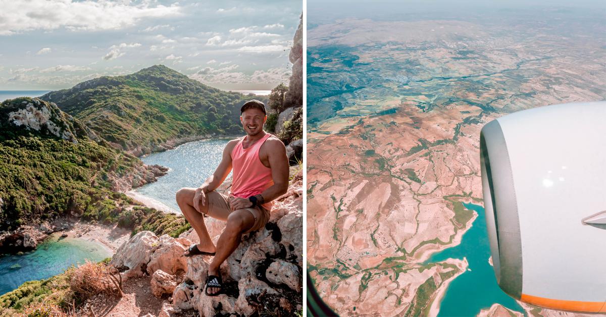 Čo vidieť na Korfu a kam ísť na výlet podľa Milana Bez Mapy