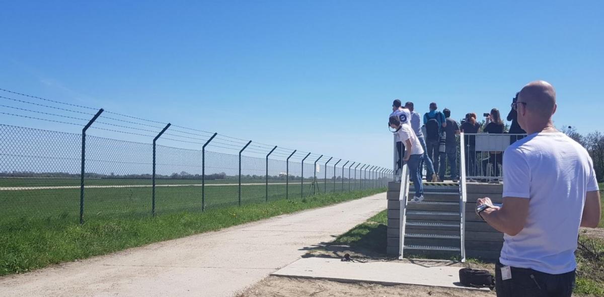 9 miest na fotenie a pozorovanie lietadiel na letisku Bratislava