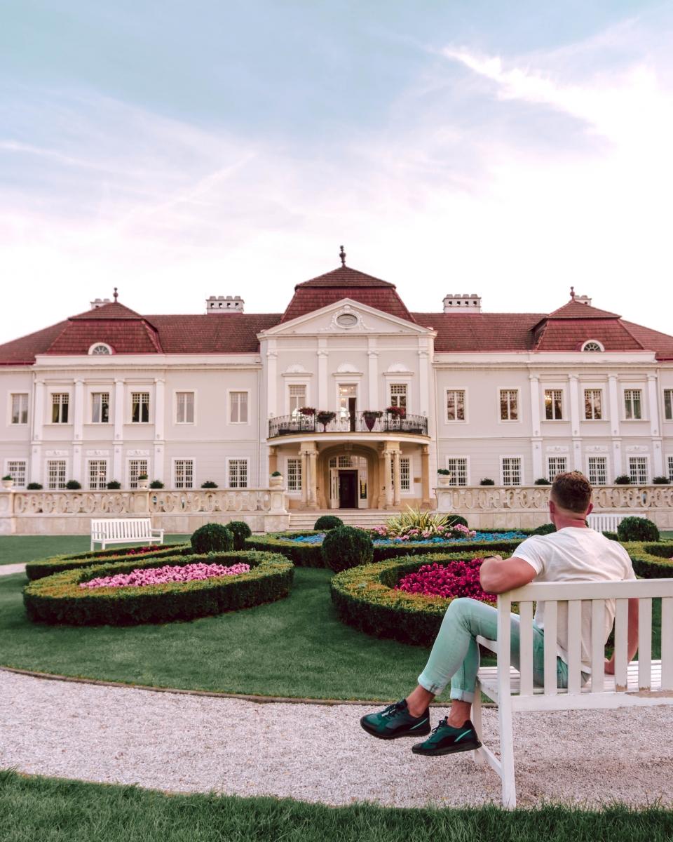 Kaštieľ v Tomašove a Art Hotel Kaštieľ známy pre svadby Milan Bez Mapy