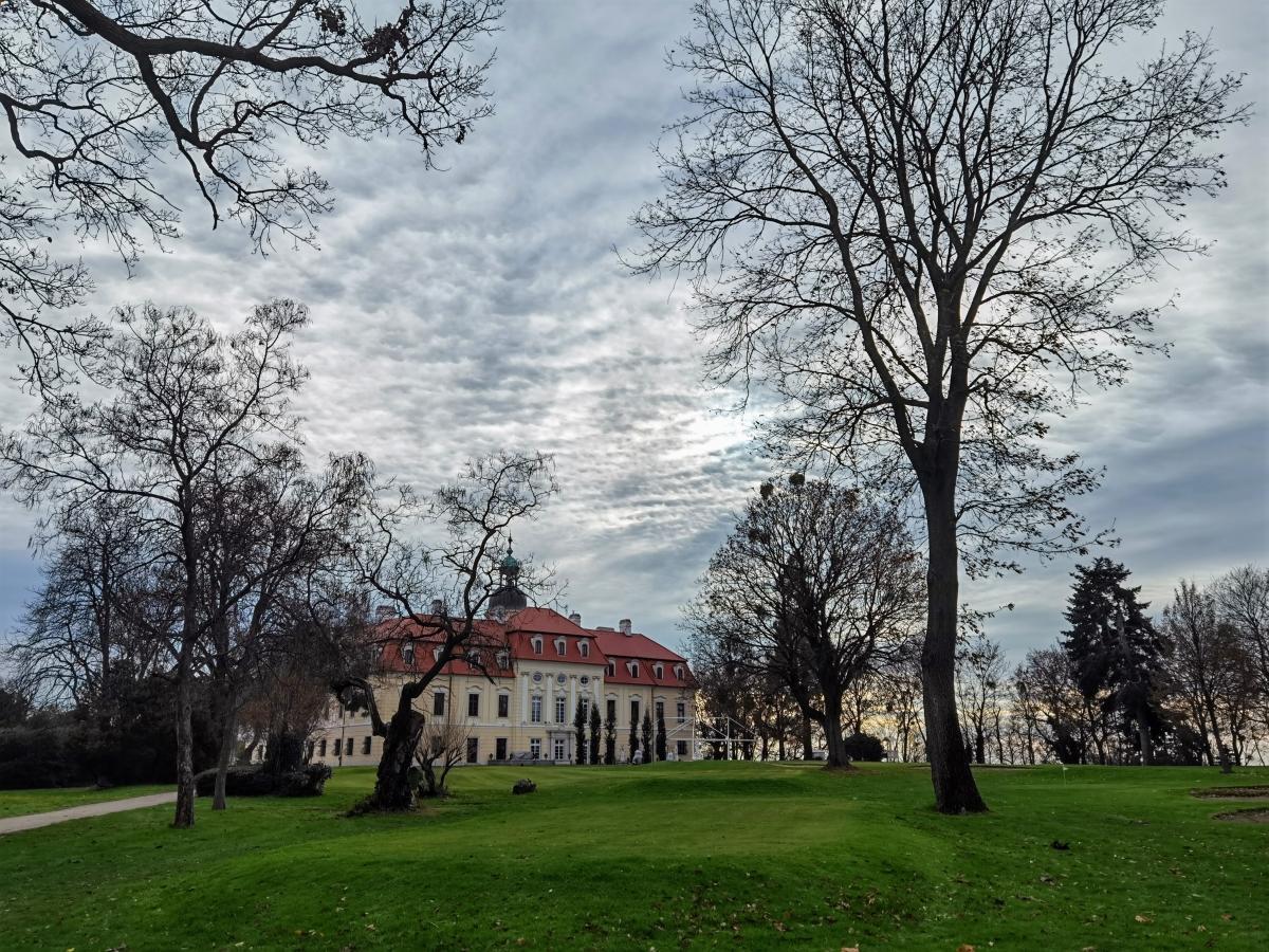 Kaštieľny park v Bernolákove a golfový areál