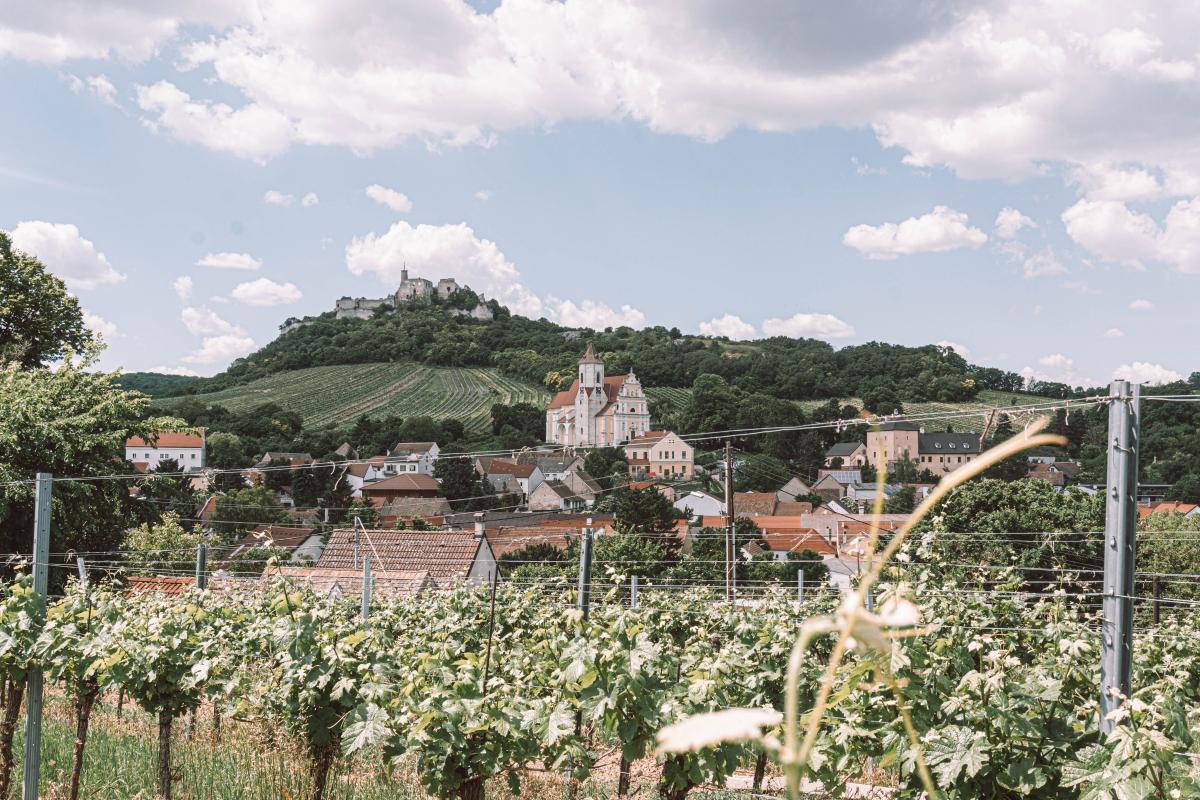 Čo vidieť v Dolnom Rakúsku