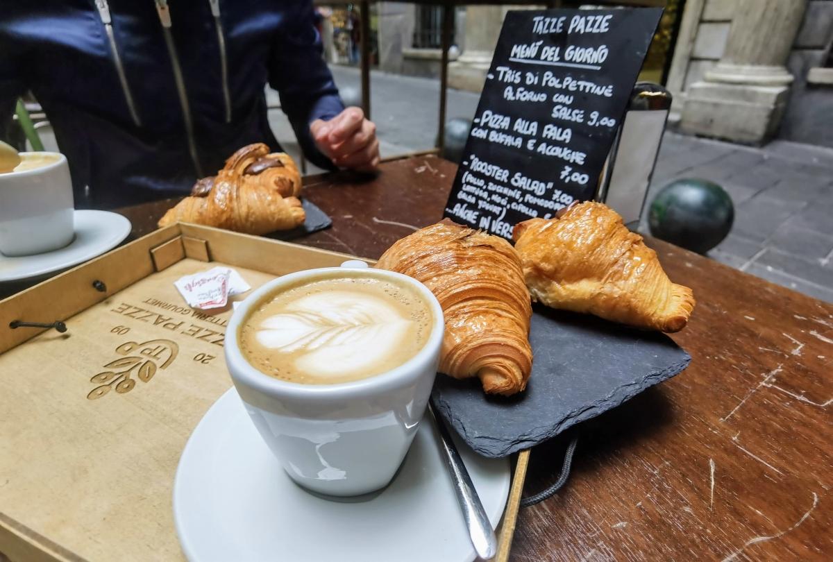 Tip na raňajky v Janove