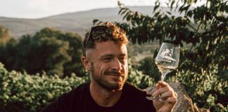 vMilan Bez Mapy na degustácii vína v Pezinku počas Otvorených viech