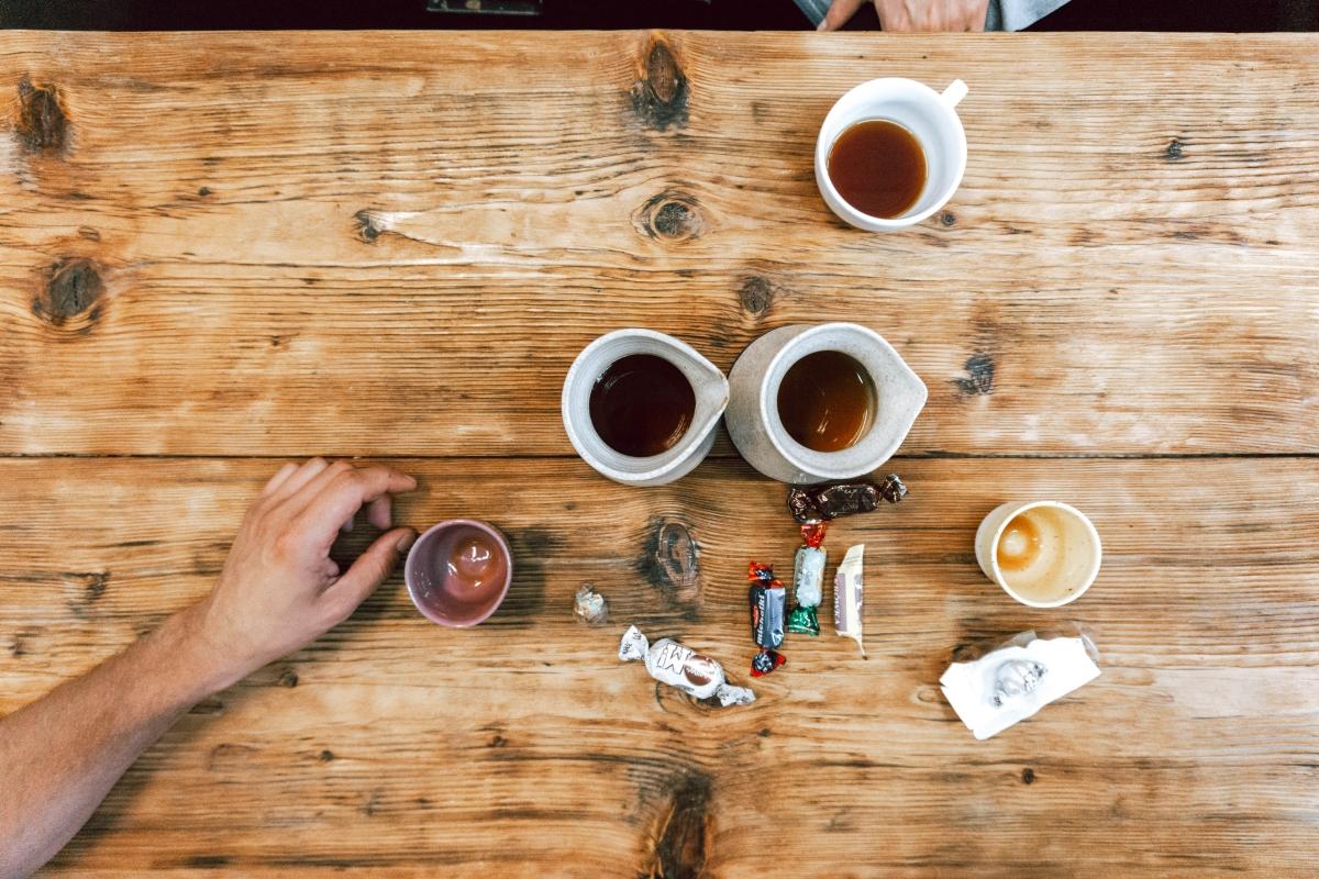 Zastavte sa v Café Targowa na trhu